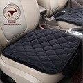 1 pc New Universal Para Baixo material de Interior Do Carro Capa de Almofada Do Assento Da Frente único ix35 seatpad para vw golf a4 audi bmw benz honda