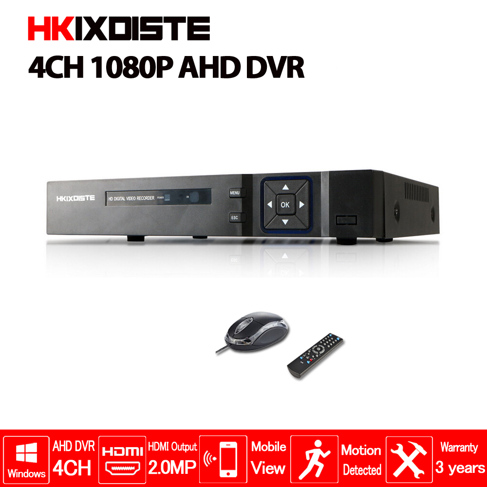 Hot Products 4CH AHD DVR Hybrid 1080P HDMI AHD H CCTV Recorder Camera Network 4 Channel 4CH Audio Input Multi-language alarmHot Products 4CH AHD DVR Hybrid 1080P HDMI AHD H CCTV Recorder Camera Network 4 Channel 4CH Audio Input Multi-language alarm