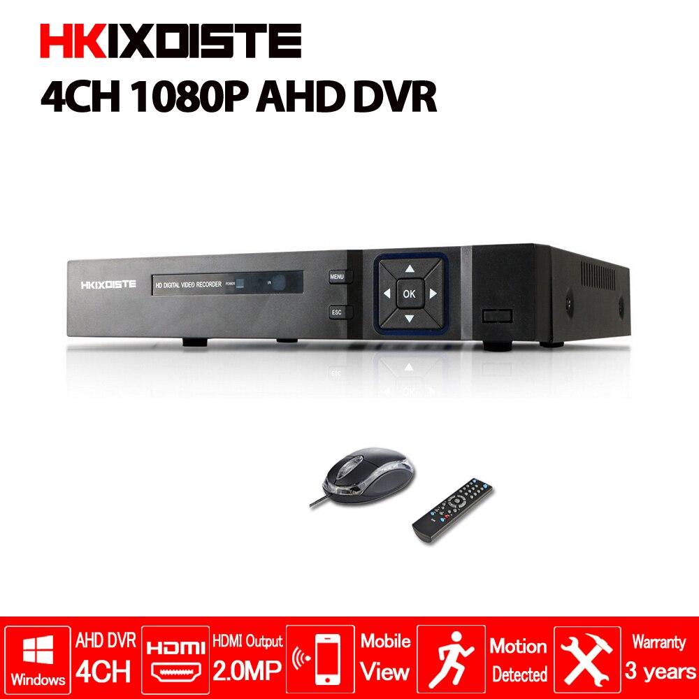 Productos en oferta, 4 canales AHD DVR Hybrid 1080P HDMI AHD H CCTV, cámara de red, 4 canales, 4 canales, entrada de Audio, alarma Multi-idioma Cámara de 8MP CCTV, probador de vídeo ahd ip, cámara de vídeo, mini Monitor ahd 4 en 1 con VGA HDMI cámara de seguridad de entrada