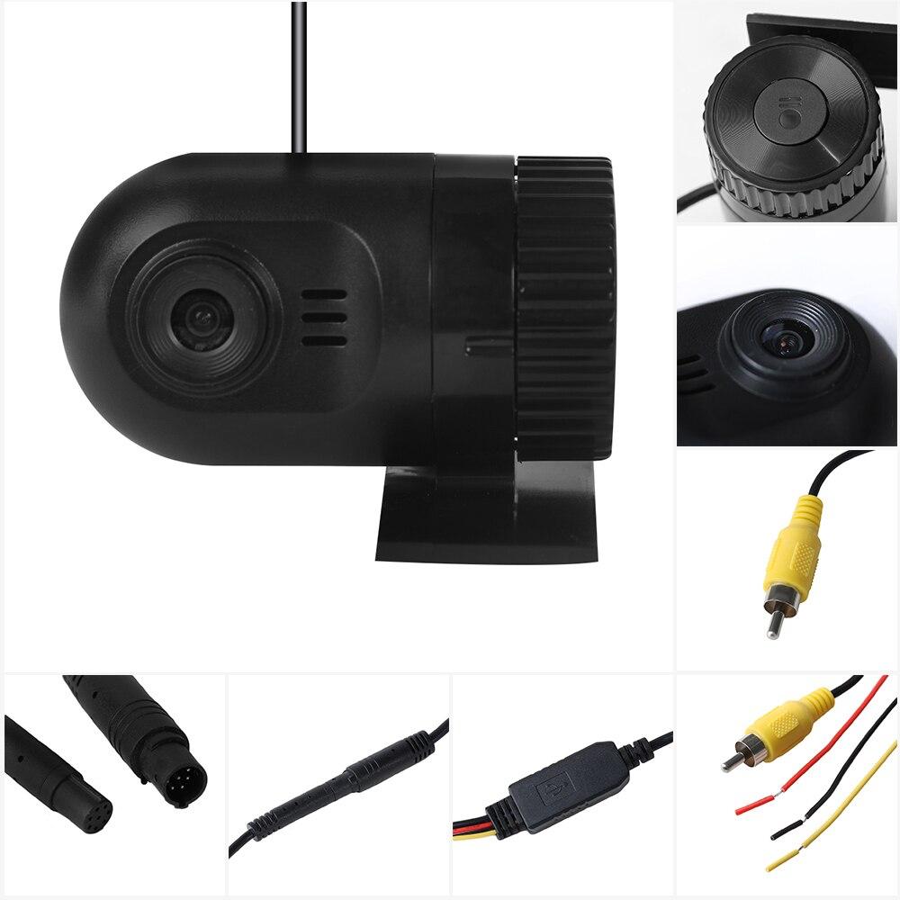 DVR Driving-Recorder G-Sensor-Camera Dash-Cam Hidden Vehicle Video Car Night-Vision 1080P