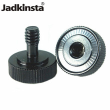 "Jadkinsta 50PCS 1/4"" Male Thread to 1/4"" Female Mount Screw Adapter for Camera and Flash Bracket"