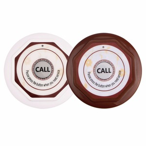 Image 4 - Retekess Wireless Calling System Restaurant Pager Voice Broadcast Receiver Host+10pcs Call Button Call Customer Service F3360