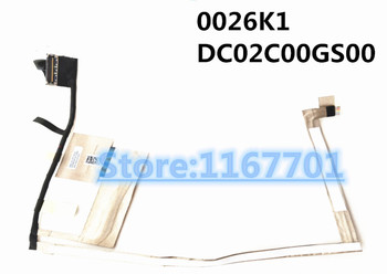 New Original Laptop/notebook LCD/LED/LVDS cable for Dell Latitude E7490 7490 DAZ40 0026K1 026K1 DC02C00GS00