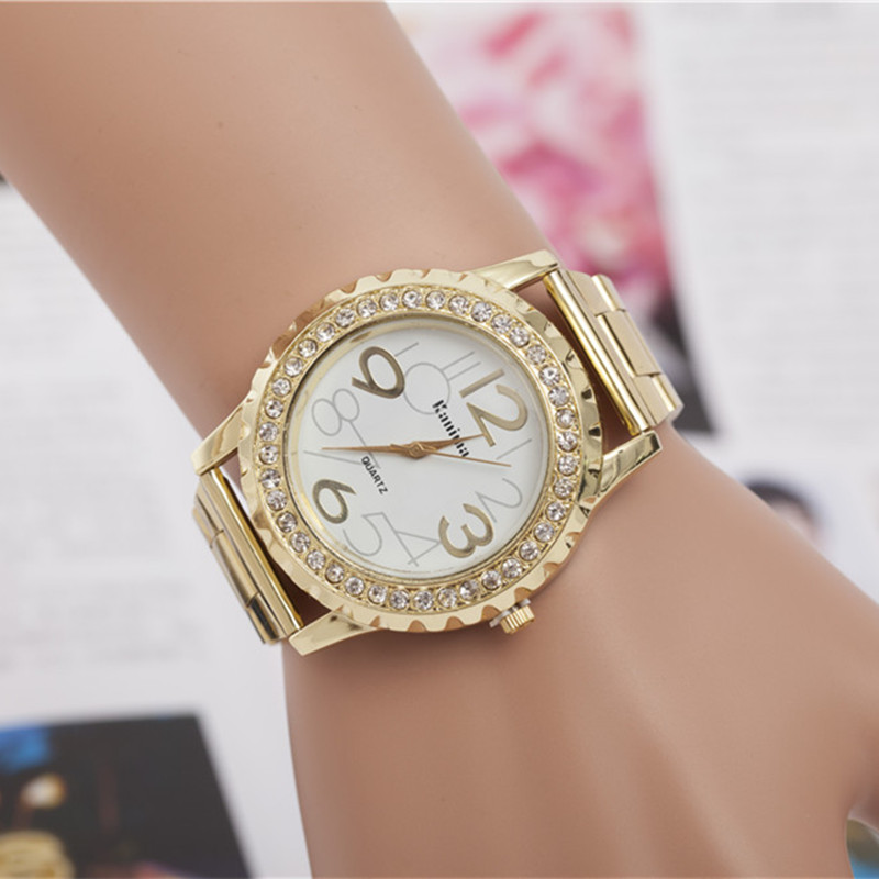 Luxury Brand Gold Watches Women Quartz Dress Watches Fashion Ladies Stainless Steel Rhinestone Crystal Analog Wristwatches AC026 luxury brand gold watches women quartz dress watches fashion ladies stainless steel rhinestone crystal analog wristwatches ac026