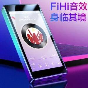 Image 3 - مشغل موسيقى RUIZU D20 الأحدث بمشغل MP3 3.0 بوصة وشاشة كاملة تعمل باللمس وبه راديو FM ومسجل إلكتروني HiFi ويدعم بطاقة TF