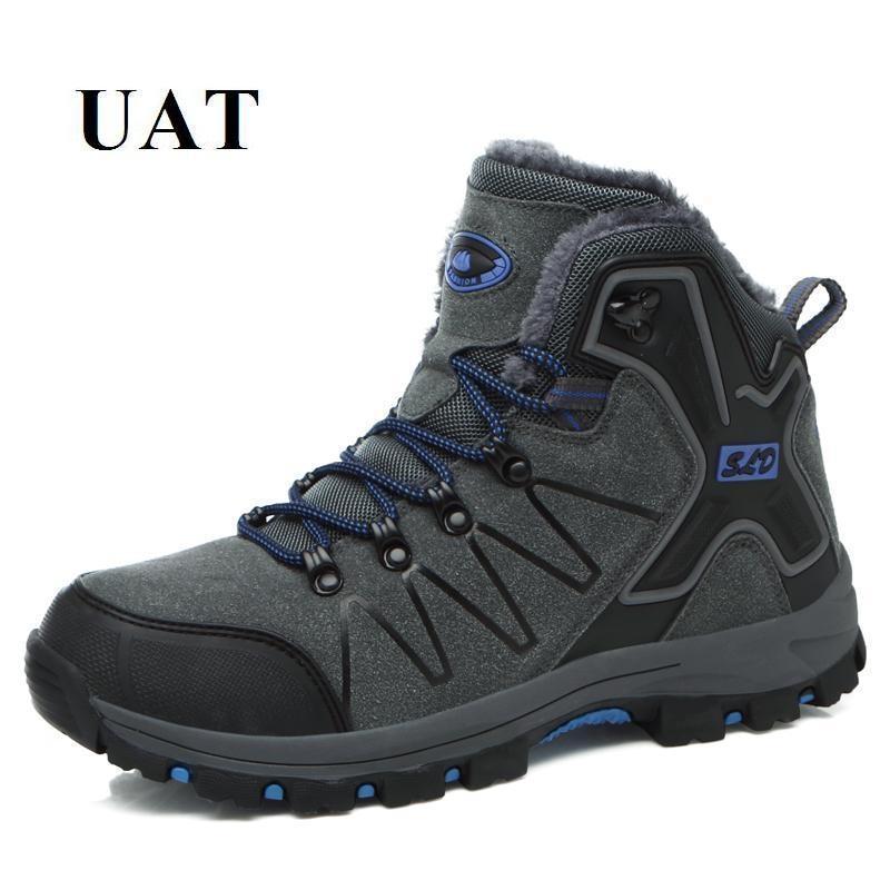 5 farger elskere vandringsko 2019 høst vinter utendørs sport trekking sko plysj joggesko komfort par jakt støvler