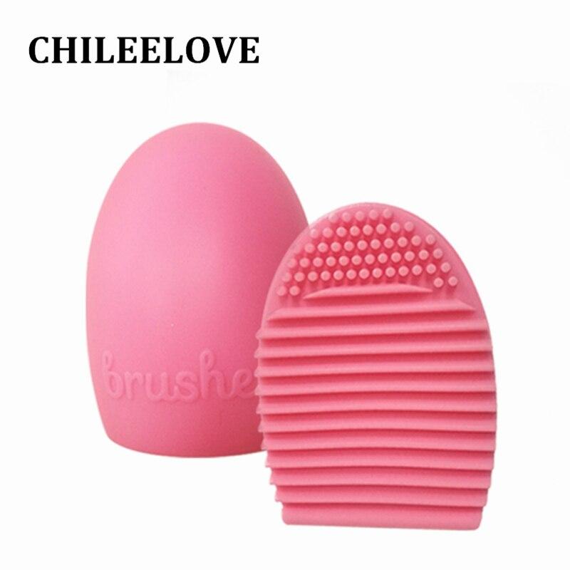 Diszipliniert Chileelove Bunte Silikon Make-up Pinsel Reinigung Waschen Werkzeuge Kosmetik Wäscher Pinsel Waschen Kosmetische Cleaner Tool Vertrieb Von QualitäTssicherung Lidschatten-applikator