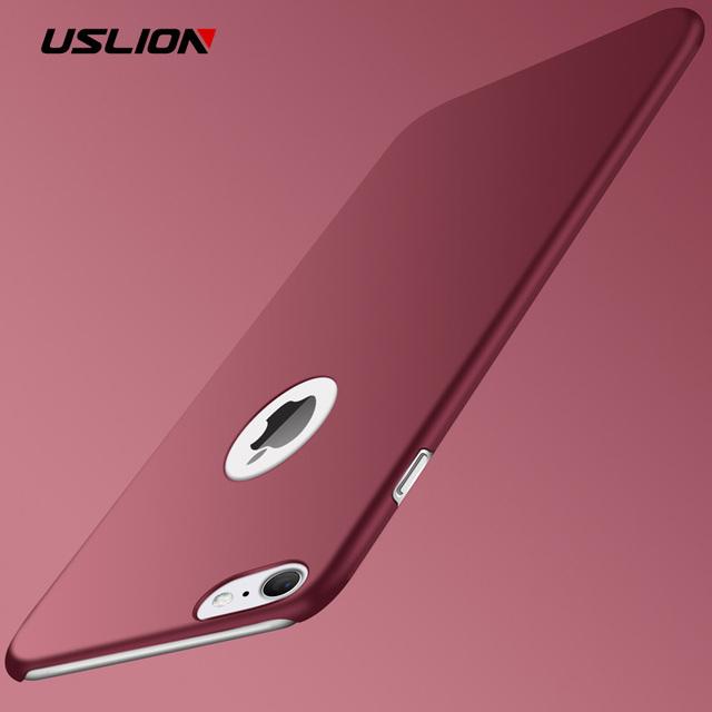 Ultra Thin PC Matte iPhone  Case