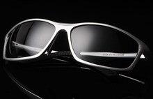 = CLARA VIDA = Aluminium-magnesium-legierung ultraleichte sport Männer klassische Polarisierte Sonnenbrille Tac Verstärkt Polarisierte Sun gläser