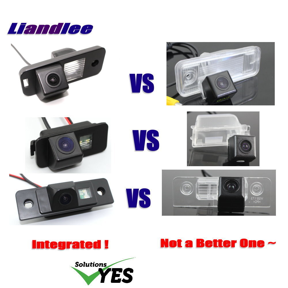 Liandlee Car Rear View Camera For Hyundai ix25 2014 2015 Rearview Reverse Parking Backup Camera Integrated SONY HD CCD in Vehicle Camera from Automobiles Motorcycles