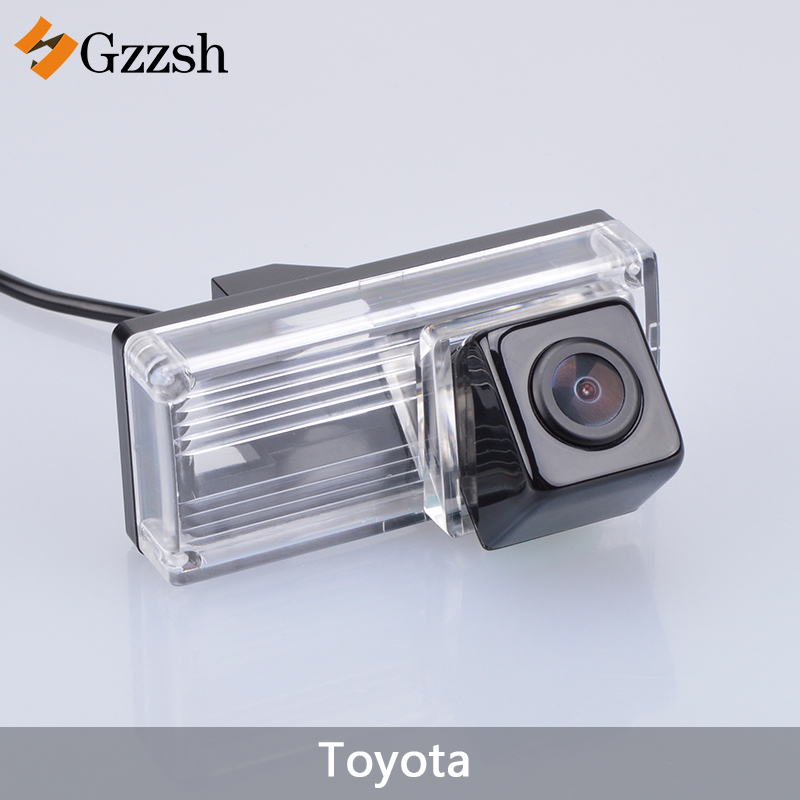 for Toyota Land Cruiser LC 100 120 200 Prado Wireless rear view camera automatic reversing reverse