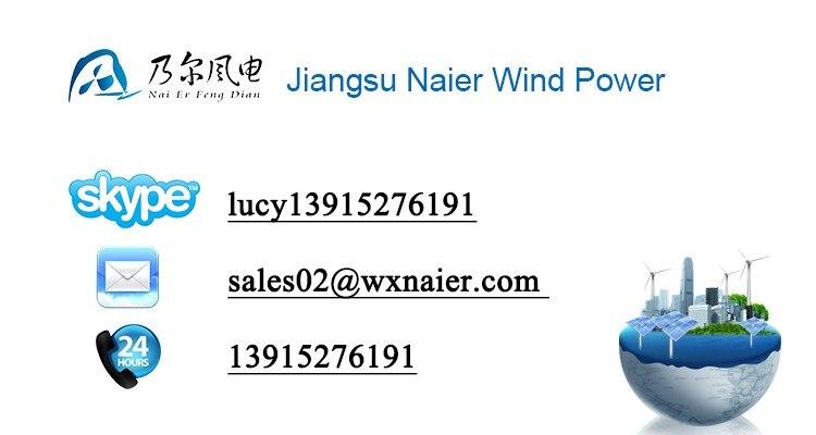 Cheap wind generator