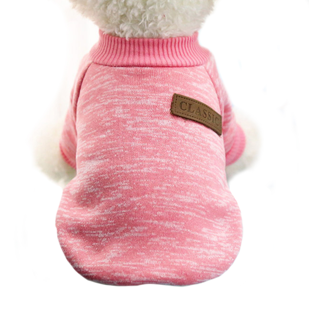 Cute Pet Coat Dog Hoodied Jacket Winter Clothes Puppy Cat Sweater Clothing Coat Apparel
