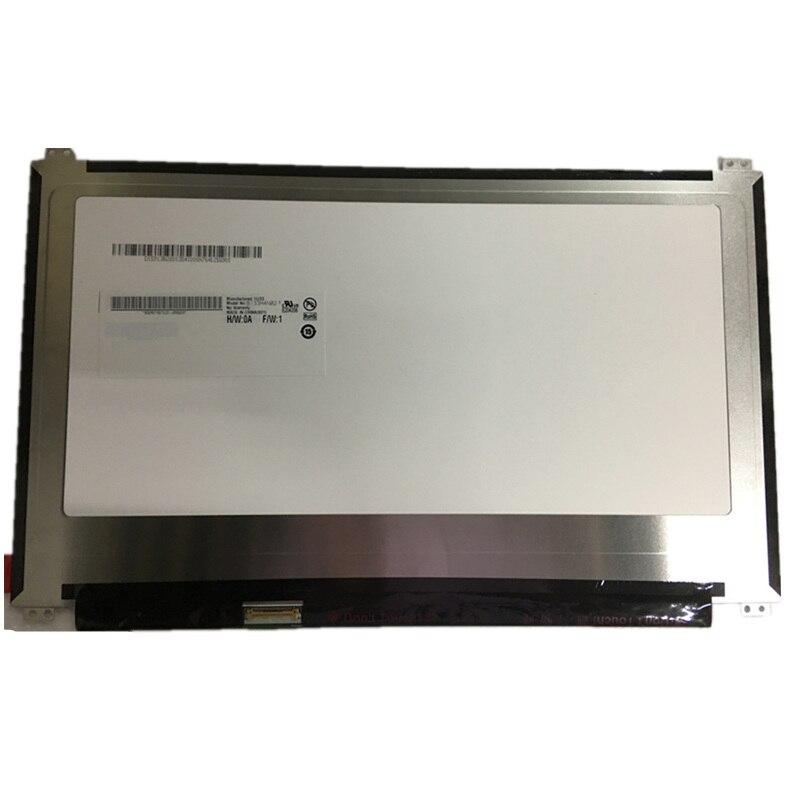O envio gratuito de 13.3 polegada Slim 30PIN B133HAN02.7 B133HAN02.1 eDP 1920X1080 TELA LED LCD