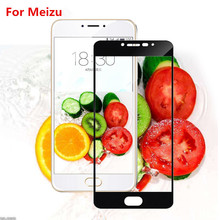 Tempered Glass For Meizu M3 Note Screen Protector Full Cover Easy TO Install M3S