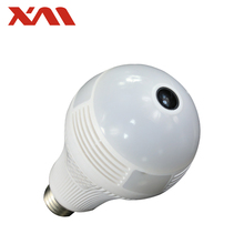 XM HD IP Camera Smart LED Lights Cam Panoramic 360 VR 960P 1080P 3MP Wifi Light Bulb Security Camera Fake Video Cameras