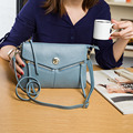 Fashion Women's Genuine Leather Messenger Bag Ladies Cowhide Casual Crossbody Bags Female Real Leather Vintage Small Bags CZ4604
