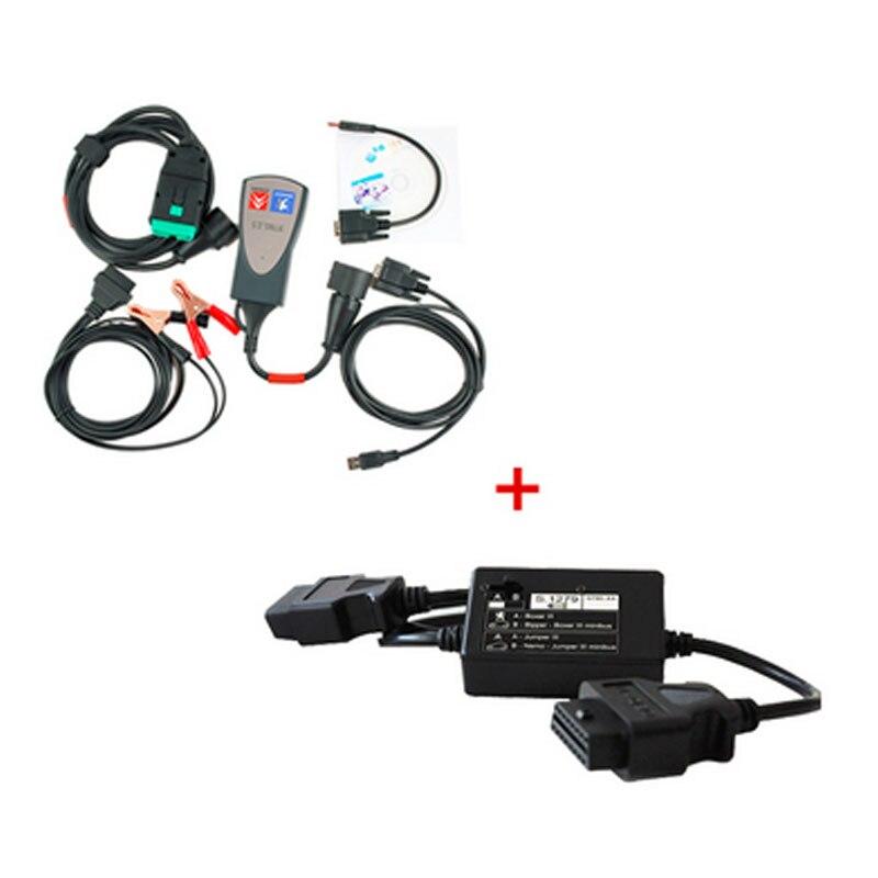 imágenes para Lo nuevo de Diagnóstico lexia 3 PP2000 V25 Plus Módulo S.1279 cable Auto Aiagnostic Herramienta