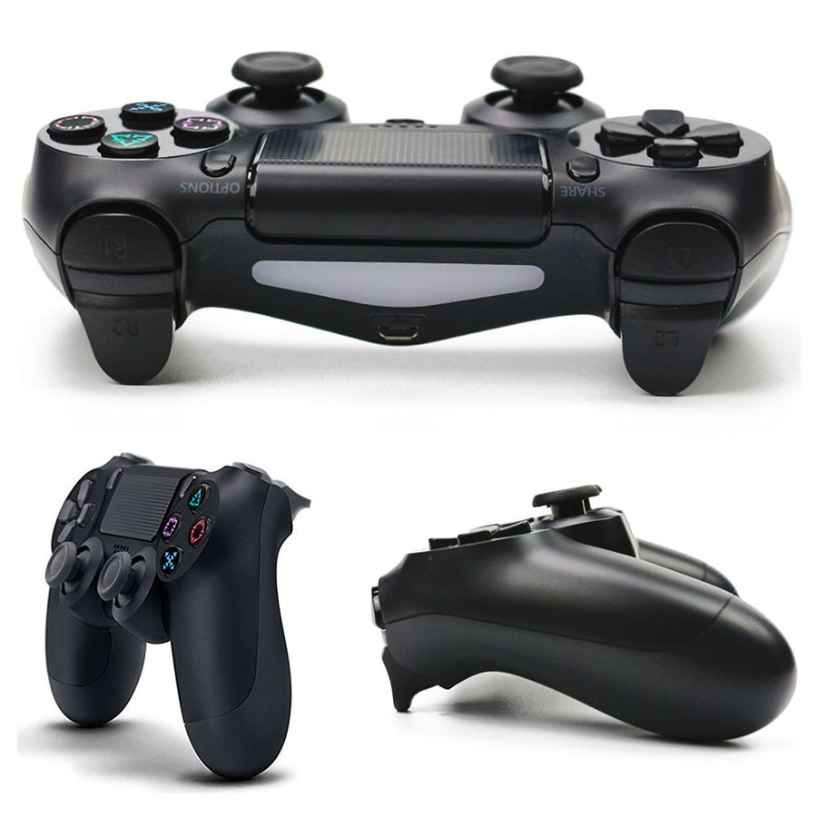 High quality wireless bluetooth Game controller for PS4 Controller Joystick Gamepads for PlayStation 4 Console voground new for sony ps4 bluetooth wireless controller for playstation 4 wireless dual shock vibration joystick gamepads