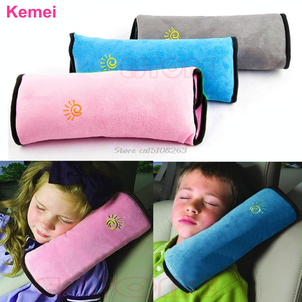 Kids Car Safety Strap Cover Harness Pillow Shoulder Seat Belt Pad Child Cushion #Y207E# Hot Sale