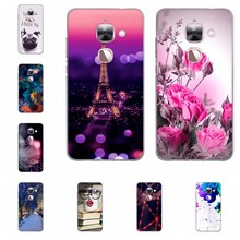 Phone Case For Letv Le 2 Max X820 Cover Skin Design Paiting TPU Silicone Back Cover Case for LeEco Le Max 2 Case funda 5.7 inch()