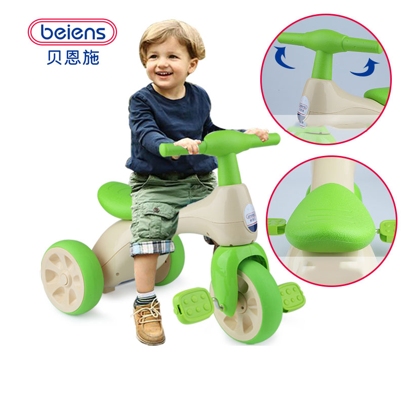 Beiens Brand Toys Children Tricycle Kid's Bicycle For 2-6 Years Baby Ride on Stroller Outdoor Bike children s tricycle baby pedal childs vehicles children s toys