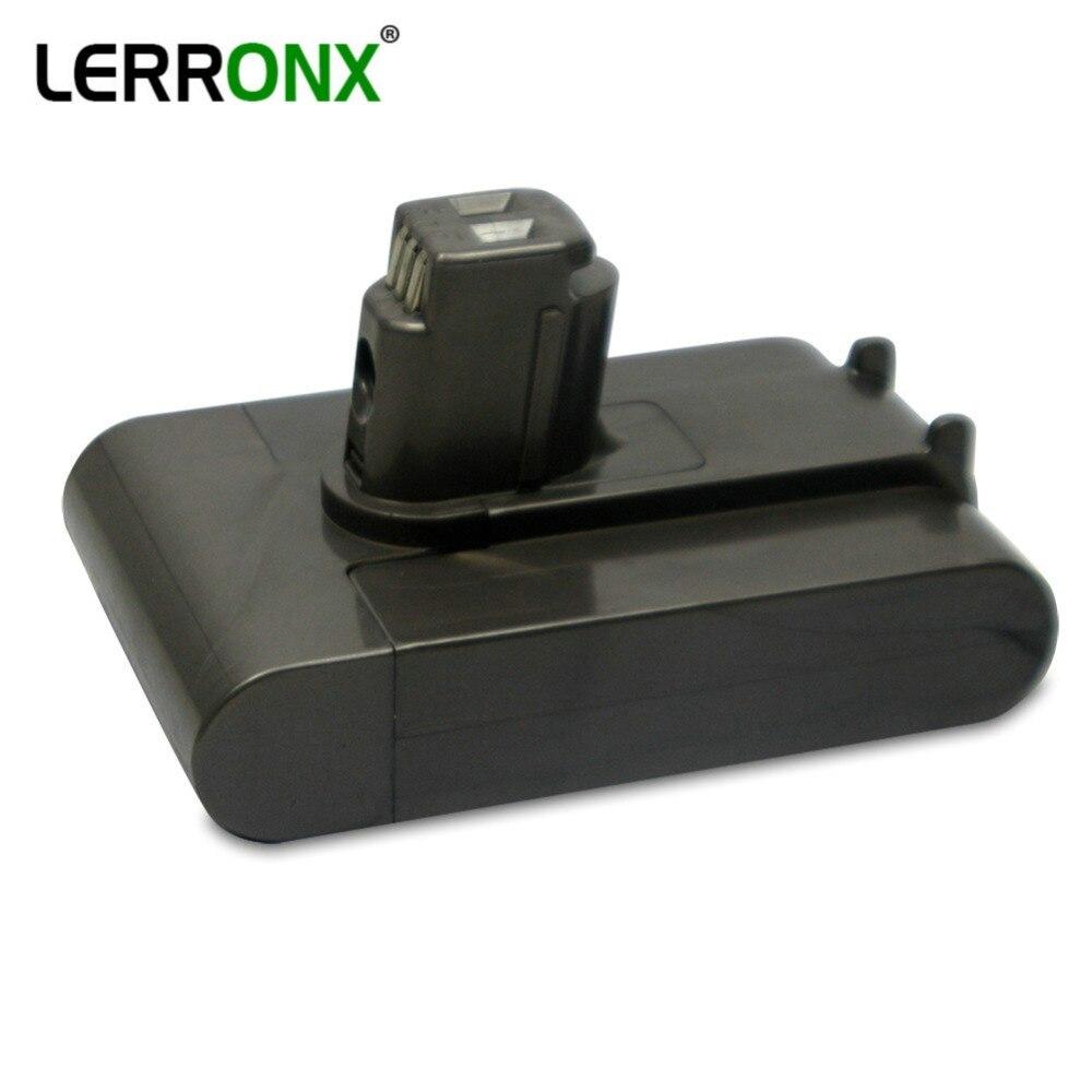 Lerronx 22 2v 2000mah Lithium Ion Vacuum Cleaner