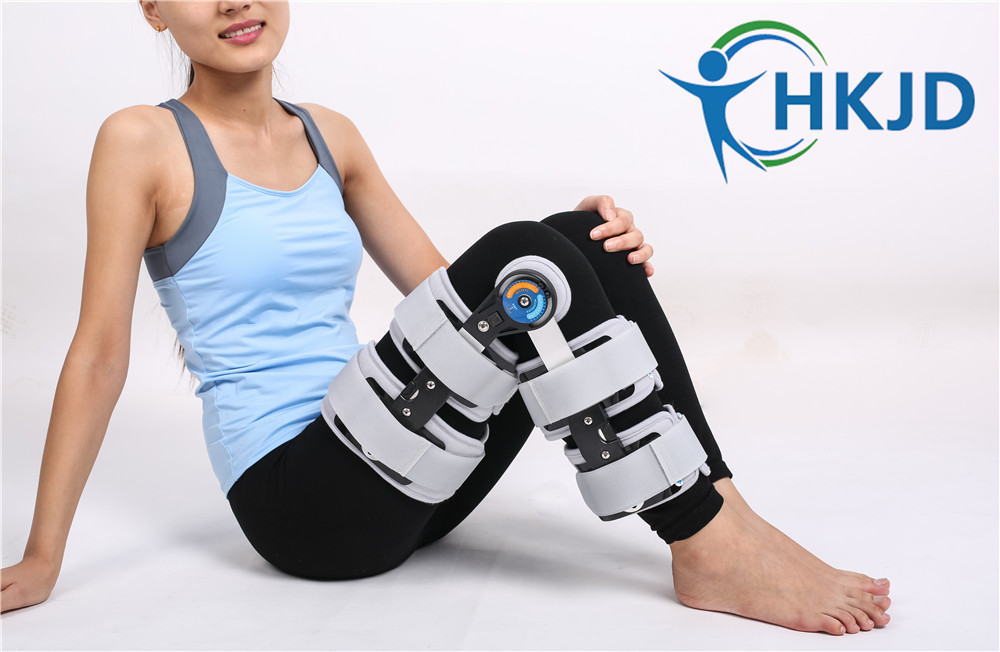 Universal Size  ROM knee Mobilizer Knee Orthosis Knee Brace Medical Knee Support