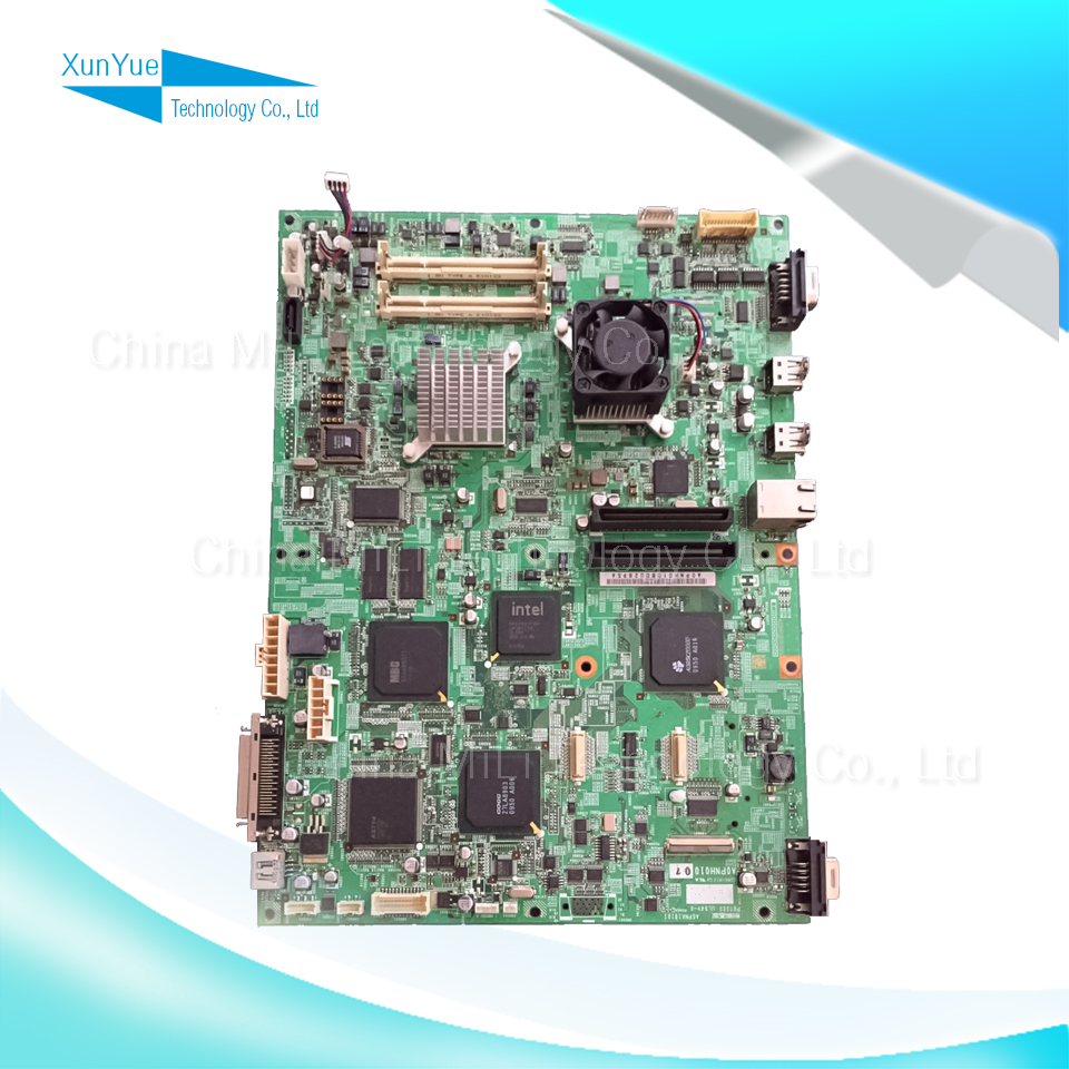 GZLSPART For Konica Minolta Bizhub 601 Original Used Formatter Board Printer Parts On Sale cheap price konica 512 mother board main board for konica printer spare parts
