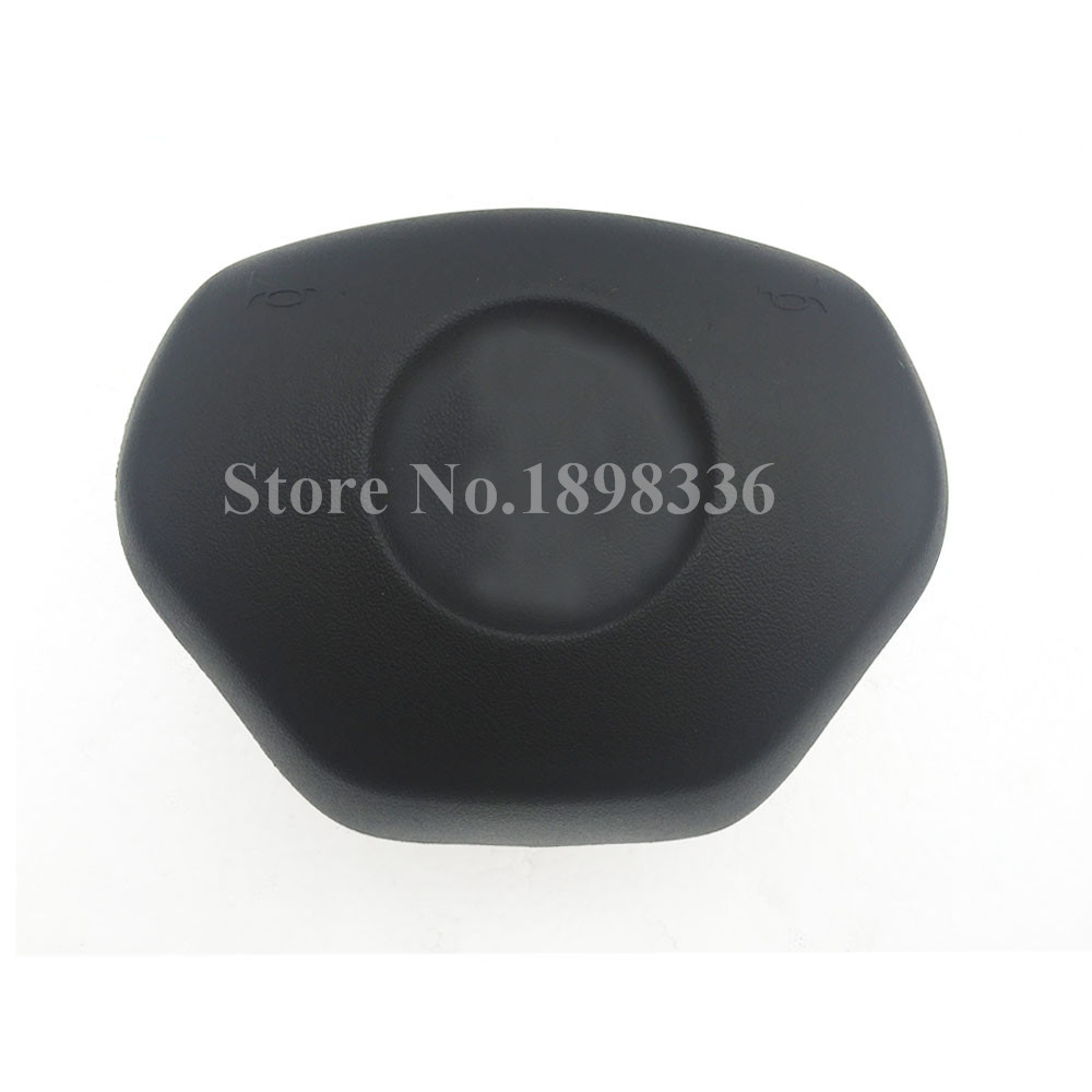 High Quality Driver Airbag Cover For Benz Mercedes W204 SRS Steering Wheel air bag cover with LOGO  high quality new driver side airbag cover for glk w204 glk300 glk350 airbag cover dab cover with logo