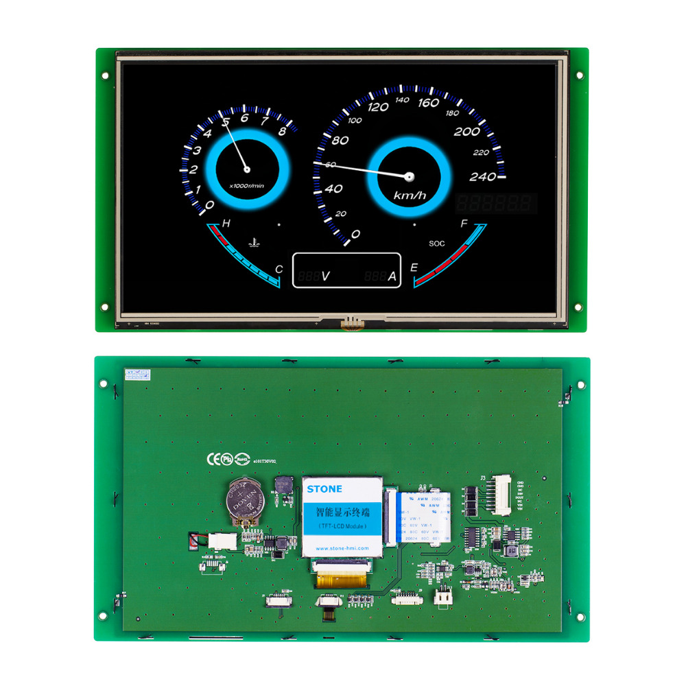 10.1 Industrial Type TFT LCD Module With RS232/RS485/TTL Interface10.1 Industrial Type TFT LCD Module With RS232/RS485/TTL Interface