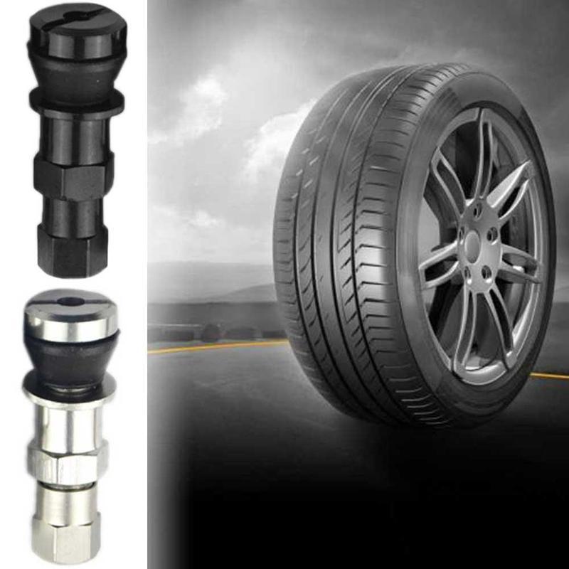 Universal Metal Car Motorcycle Tubeless Wheel Tyre Valve Stem Caps Aluminum Alloy Tire Air Valve Stems Car Accessories