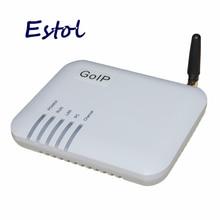 DBL single channels GOIP1,GSM VoIP Gateway (IMEI Change, 1 SIM Card, SIP & H.323, VPN PPTP).SMS,GSM Gateway