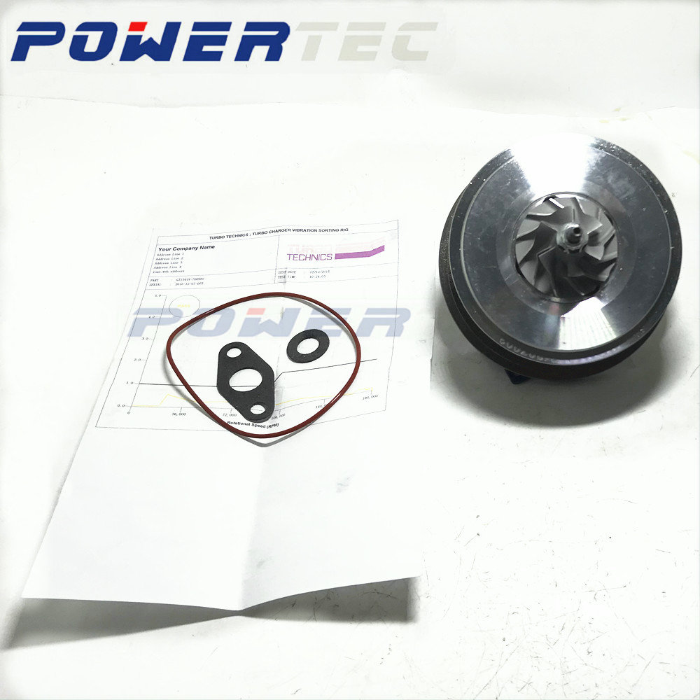 Turbocharger GT1541V turbine cartridge core CHRA 045145701D turbo 700960 5012S for Seat Arosa VW Lupo 1.2 TDI ANY AYZ 61 HP Turbo Chargers & Parts     - title=