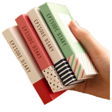 4 x Sticky Notes Funny notepad with pen in colors sent by chance