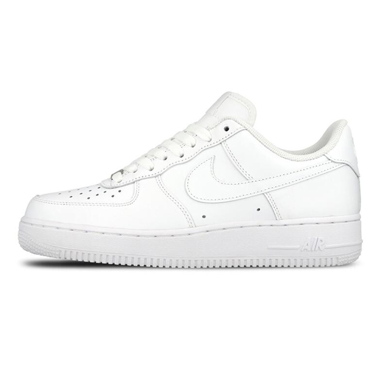 1be9a218 Hot Sale] Original Authentic Nike AIR FORCE 1 AF1 Men's Breathable ...
