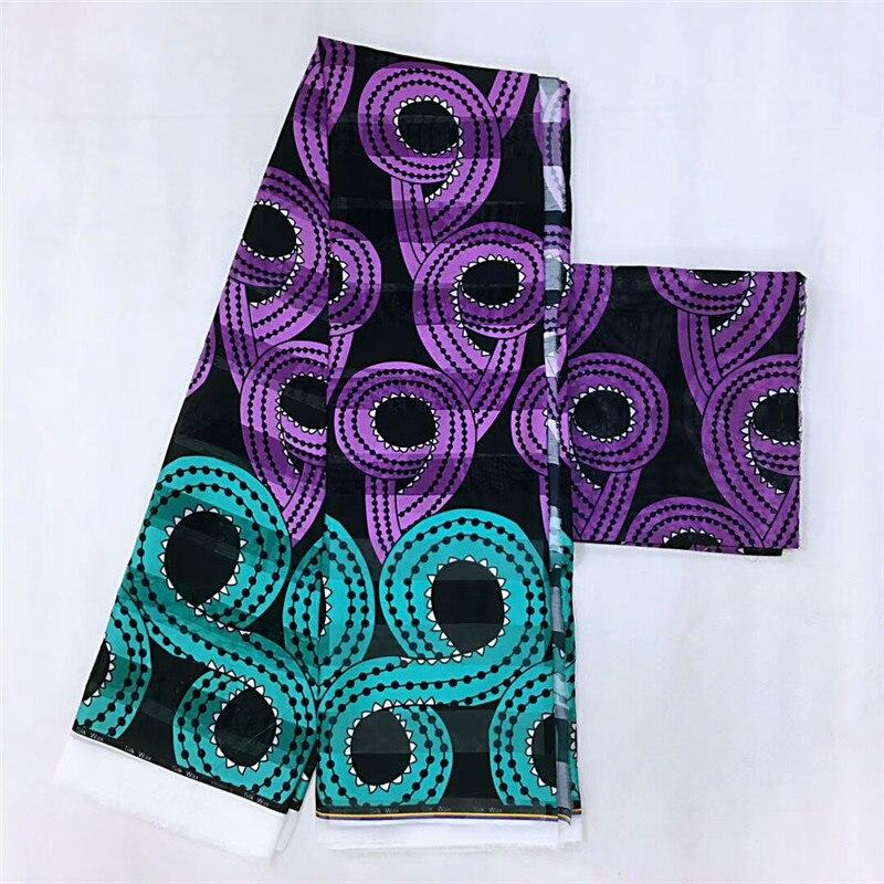 الأفريقية الحرير طباعة النسيج 4 + 2 ساحة الشيفون النسيج تقليد الحرير النسيج الأفريقي أنقرة الأقمشة لفستان الزفاف jf14 28-في دانتيل من المنزل والحديقة على  مجموعة 3