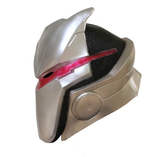 Adult Kids Game Cosplay Costume Omega Oblivion link Zentai Bodysuit Suit Jumpsuits Led Mask Halloween