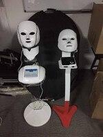 2017 Best продукт! Новое поколение морщин Угорь Отбеливания Кожи светодиодный свет маска для лица/фотодинамическая светодиодный терапия машин