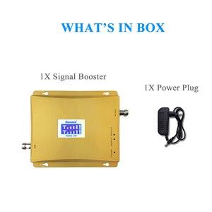 Image 5 - Lintratek شاشة الكريستال السائل 3G W CDMA 2100 MHz + GSM 900 Mhz المزدوج الفرقة الهاتف المحمول إشارة الداعم GSM 2G 3G UMTS 2100 مكرر إشارة