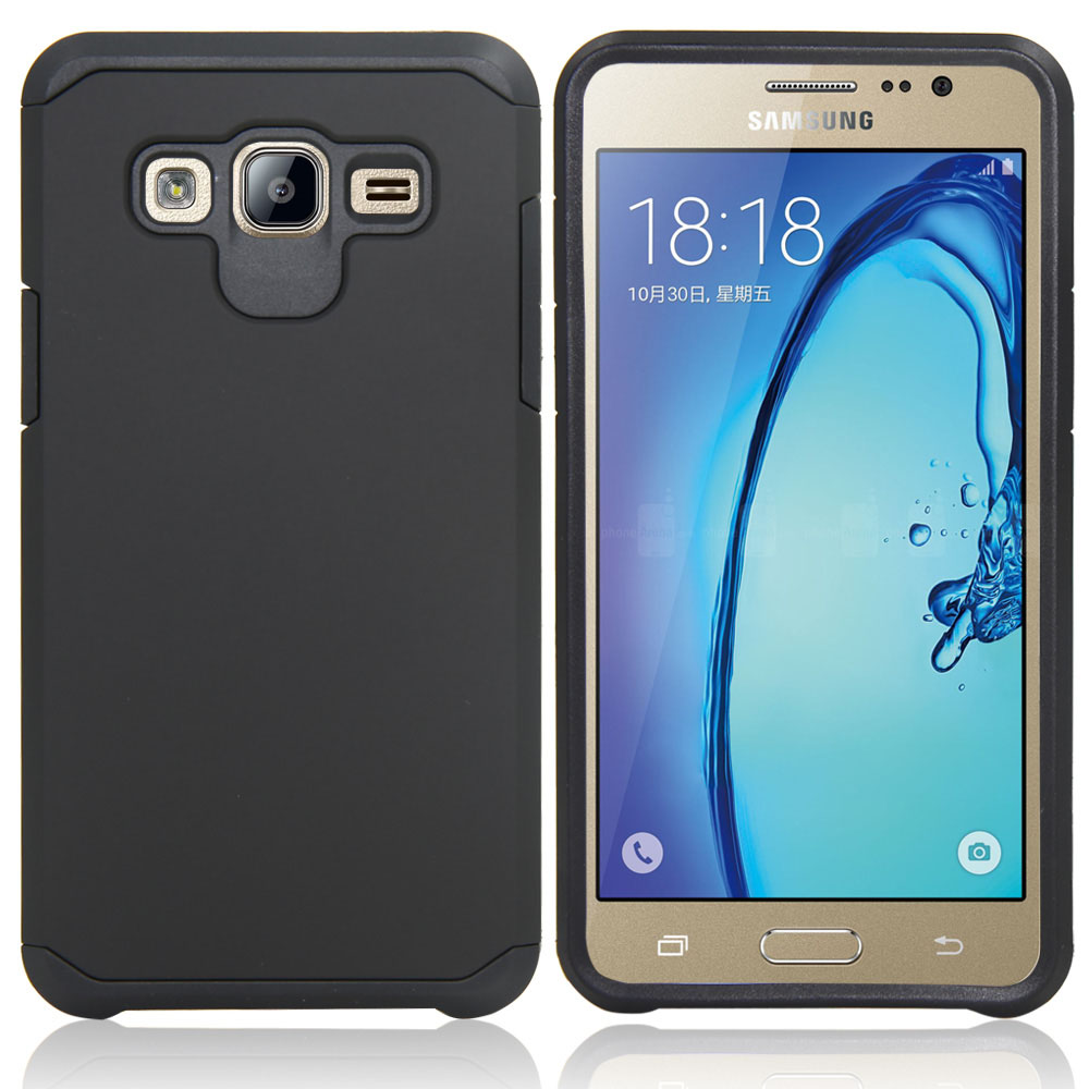 For <font><b>Samsung</b></font> Galaxy J7 Neo/J7 Nxt/J7 Duos Core <font><b>SM</b></font>-J701 J701M J701F J700 Dual Layer TPU+ PC Hybrid Rugged Case Anti Shock Cover @ image