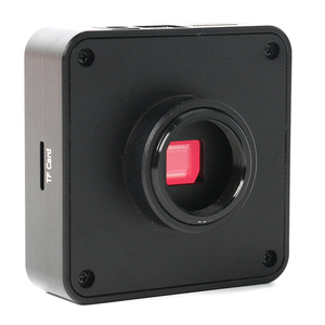 Image 5 - 2020 كامل HD 34MP 2K 1080P 3400 واط TF مسجل فيديو HDMI USB الصناعية مختبر الإلكترونية الرقمية كاميرا فيديو مجهر