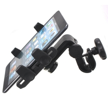 New Universal Car Back Seat Headrest Tablet Mount Stand Holder For iPad 2 3 4 Mini For Samsung Tablet PC GPS Holder Stand