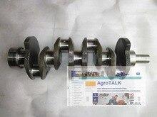 Taishan KAMA FD495T engine parts, the crankshaft, part number: 495.03.001
