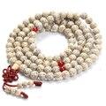 Semillas Bodhi Pulsera Accesorios de Moda Brazalete de Cuentas de Oración Budista Buda Meditación Oración Perlas Joyería de Los Hombres 108