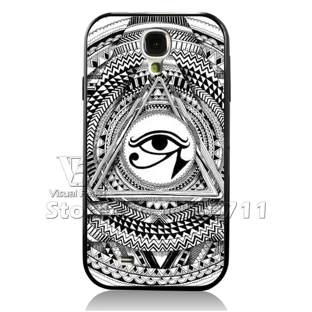 Eyes Of Horus Cover Hybird Tpupc Illuminati Symbols Phone Case For