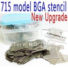 2016 Nueva Actualización 715/modelo Kit Bga Stencil bga Reballing con Reballing estación directo calefacción Reemplazar 600/pcs