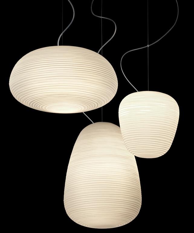 Rituals Pendant Light By Ludovica Palomba, from Foscarini