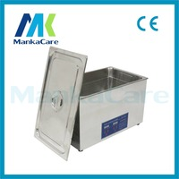 High Power Dental Stainless Steel 30L Ultrasonic Cleaner Cleaning Machine Digital Heated Cleaning Machine