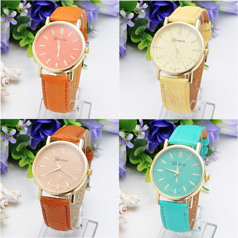 Jewelry Watch Simple Belt Watch Creative